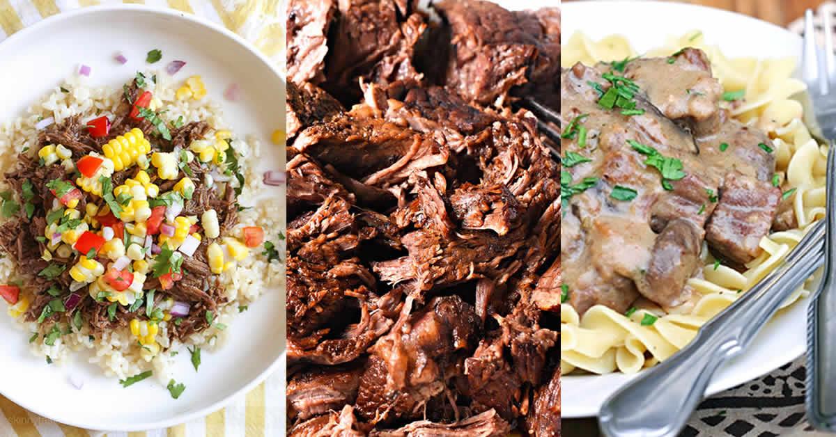 Beef Instant Pot Recipes