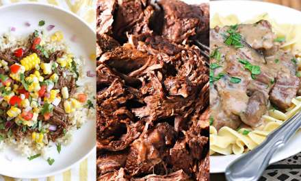 The BEST Beef Instant Pot Recipes