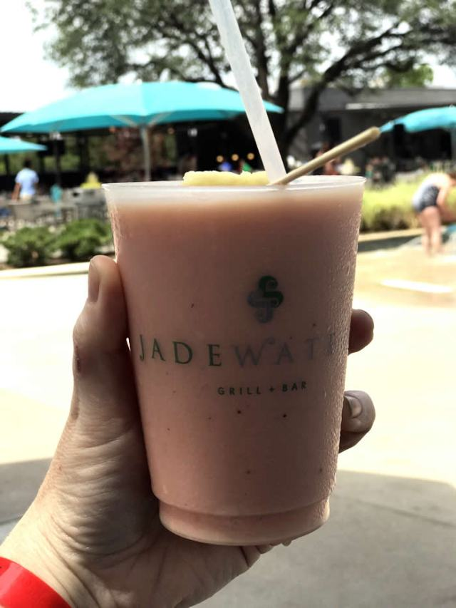 Carribean Coconut Colada Drink