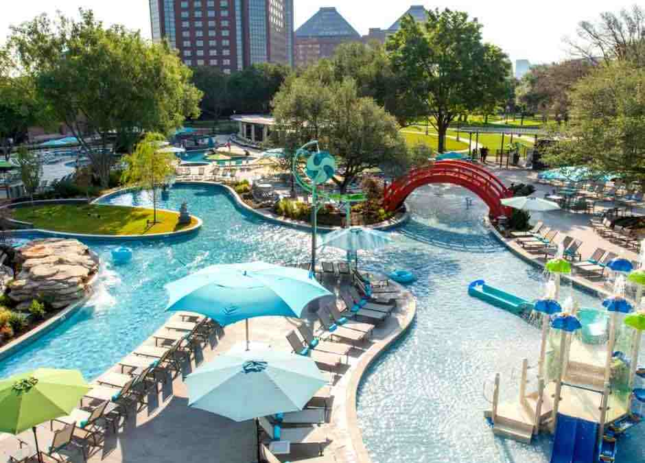 Ultimate Staycation – Hilton Anatole Dallas