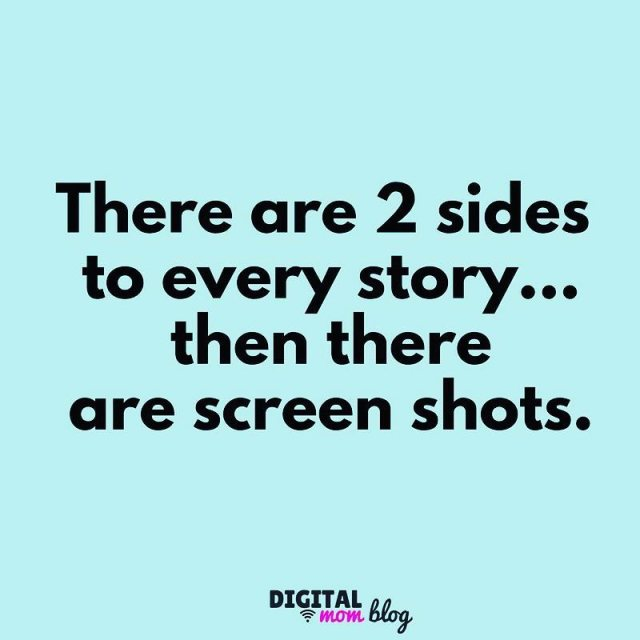 Screen Shots - Teens and social media