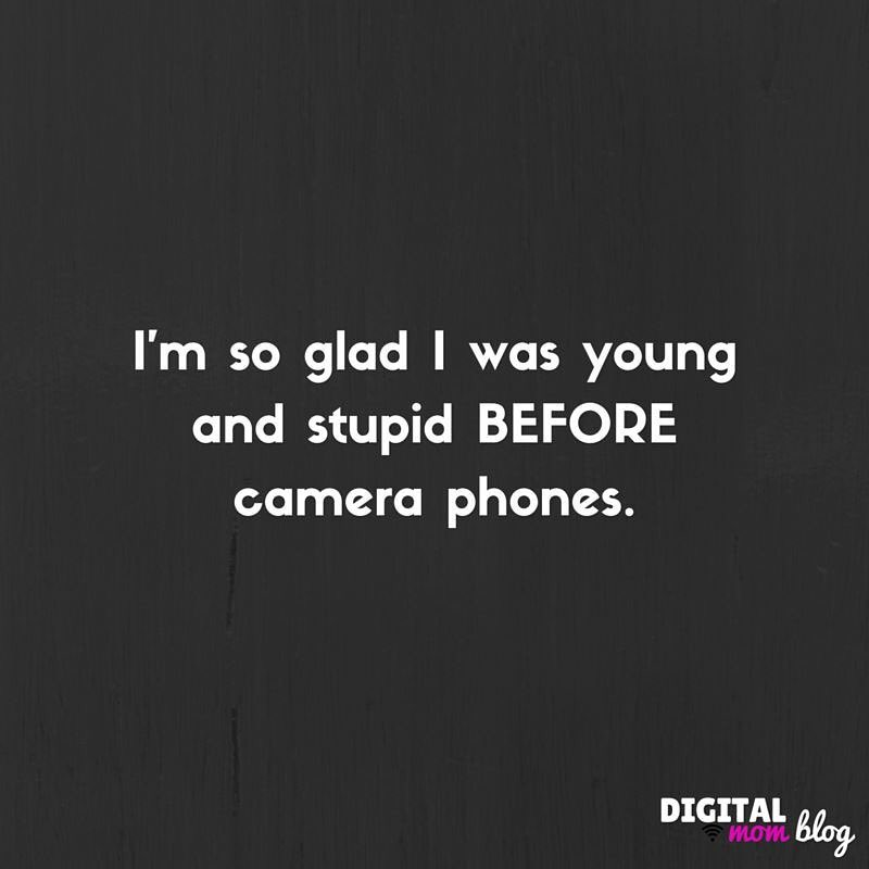 Young and Dumb Before Teen and social media