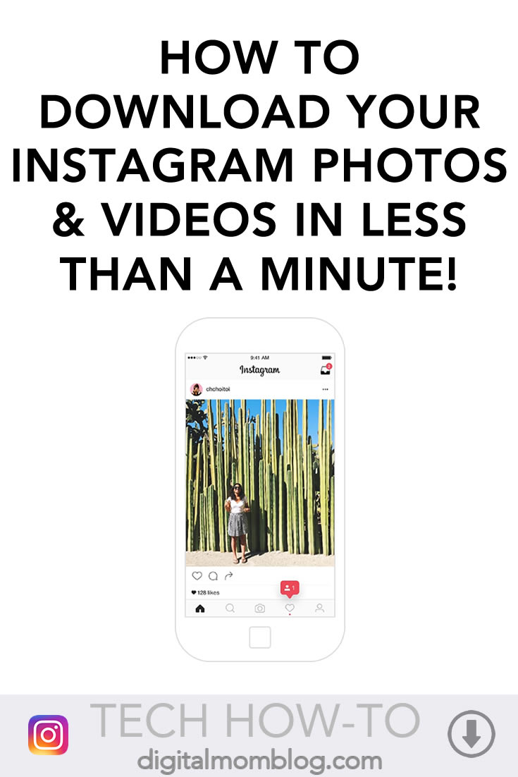 How to Download Instagram Photos and Videos in Less Than a Minute!
