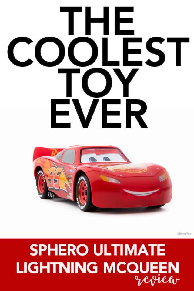 Ultimate Lightning McQueen Car