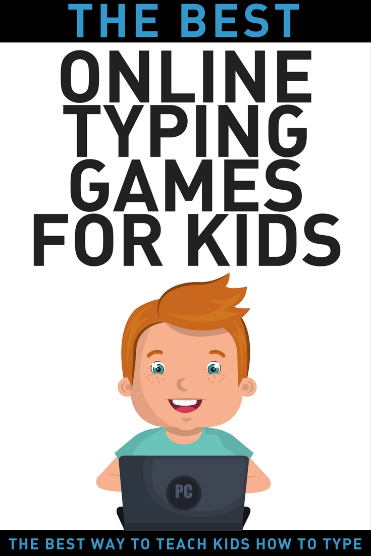 Typing games for Kids