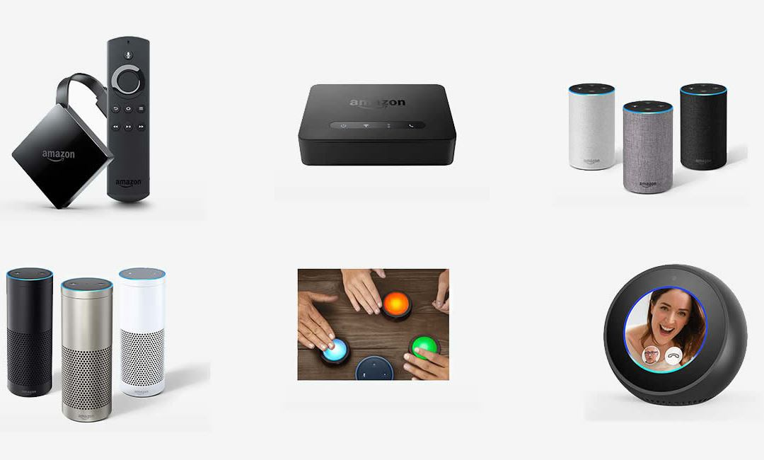 Amazon Announces 6 New Devices – Adding to My Amazon Wish List Now