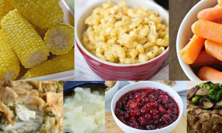 Best Thanksgiving Side Dish Instant Pot Recipes