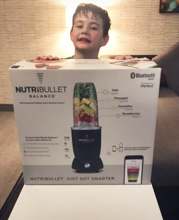 nutribullet balance blender review
