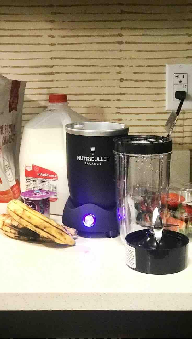nutribullet balance review