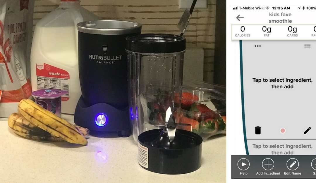 How to Make Healthy Choices While Living in a Hotel with the Nutribullet Balance