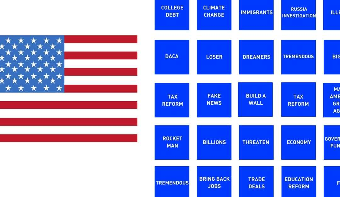 State of the Union 2018 Drinking Game or BINGO – Free Printables!