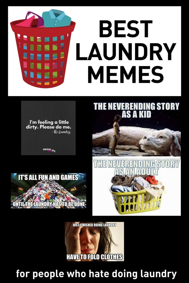 BEST Laundry Memes funny pictures about doing laundry