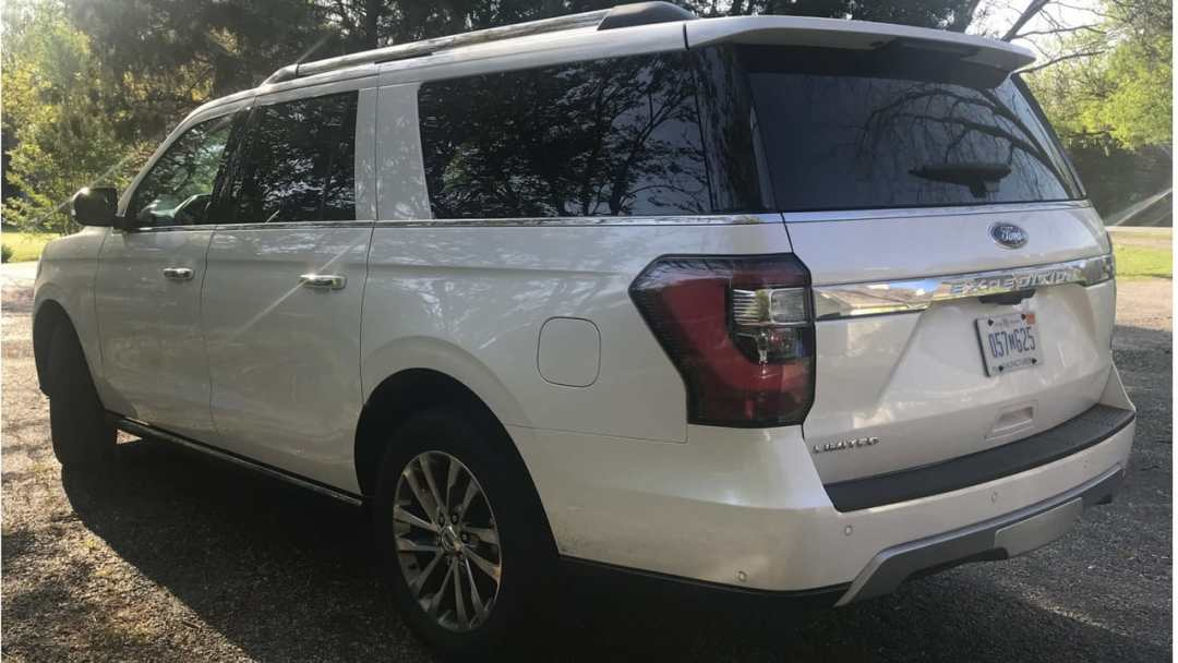 large family suv - ford expedition