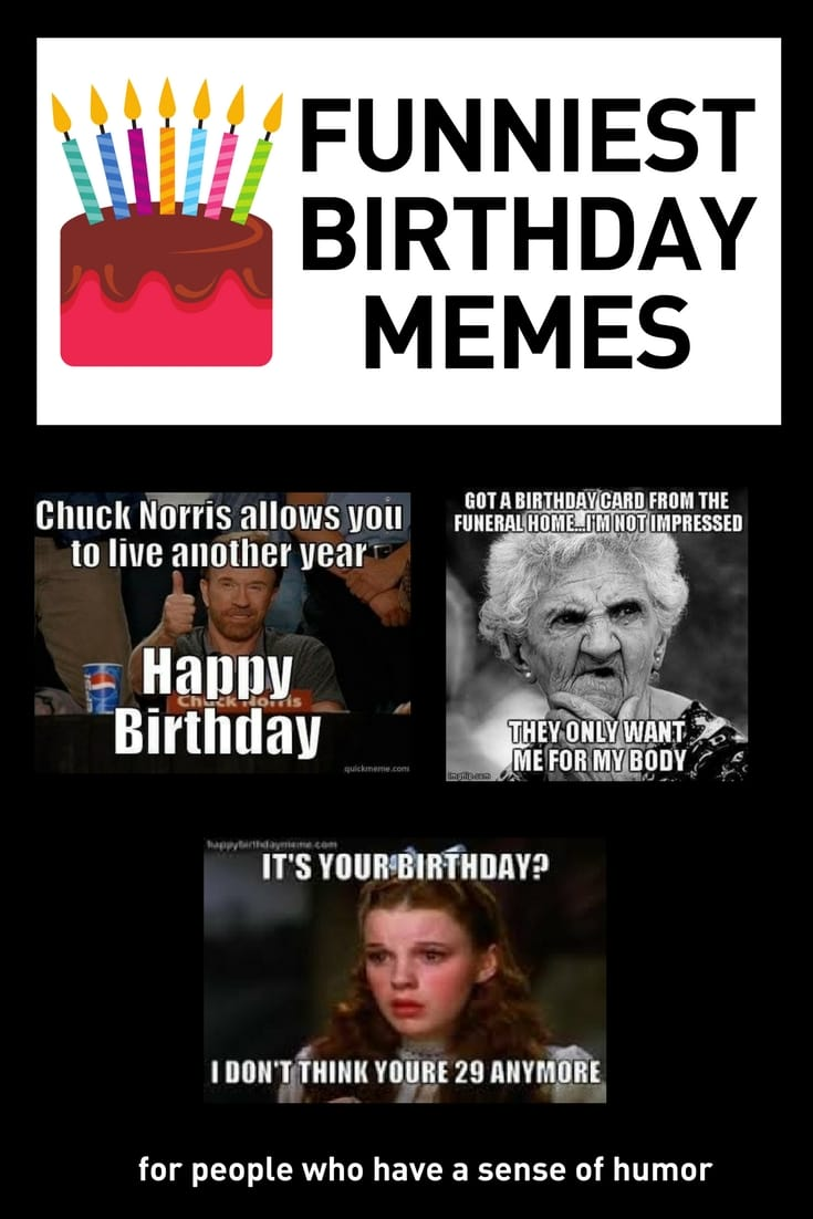 Birthday Memes Ultimate Resource Of Funny Bday Memes