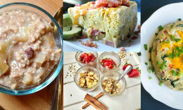 Best Instant Pot Breakfast Recipes