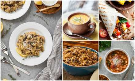 20+ BEST Vegetarian Instant Pot Recipes