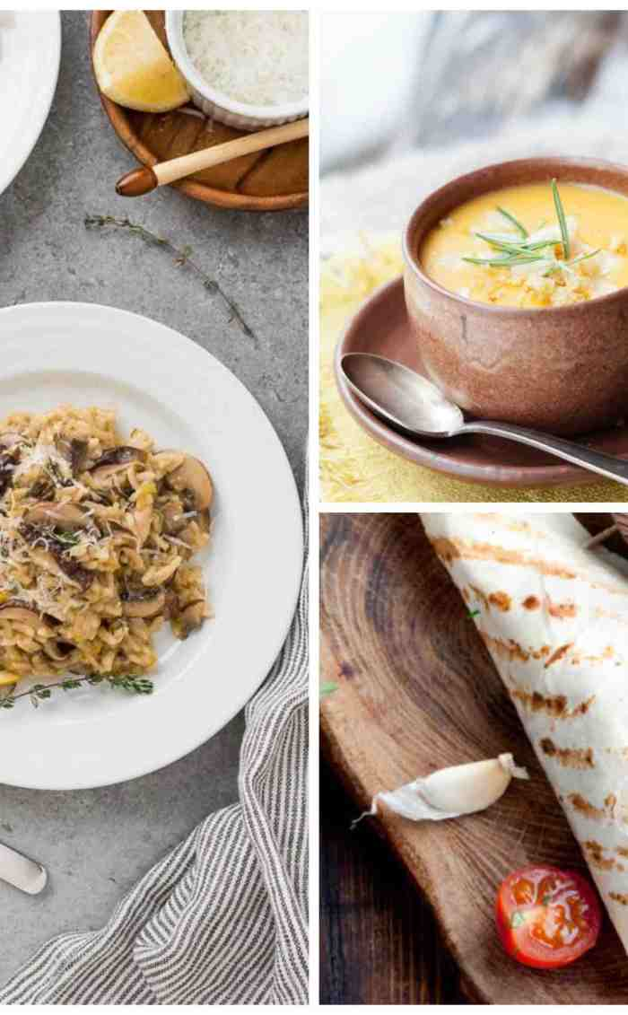 Meatless Instant Pot Recipes