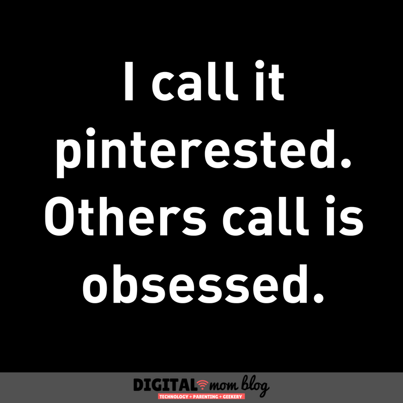 I Call it Pinterested