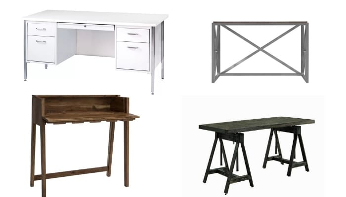 Best desks for home office Nepinetwork Desks For The Home Office Project Gallery Desks For The Home Office Options For All Spaces Budgets