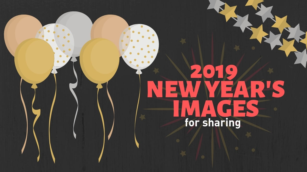 2019 new years images