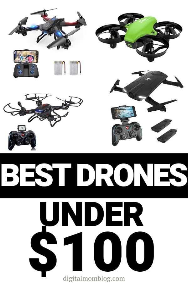 best drones for under $100