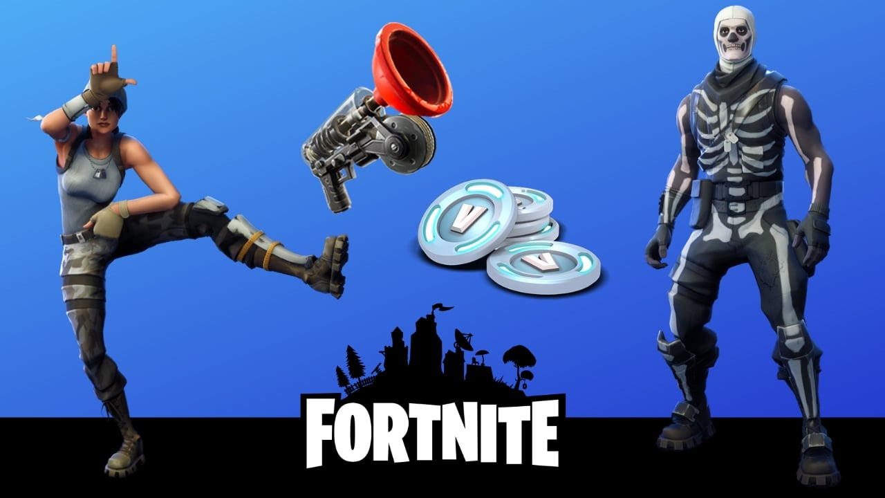 facts about the fortnite game