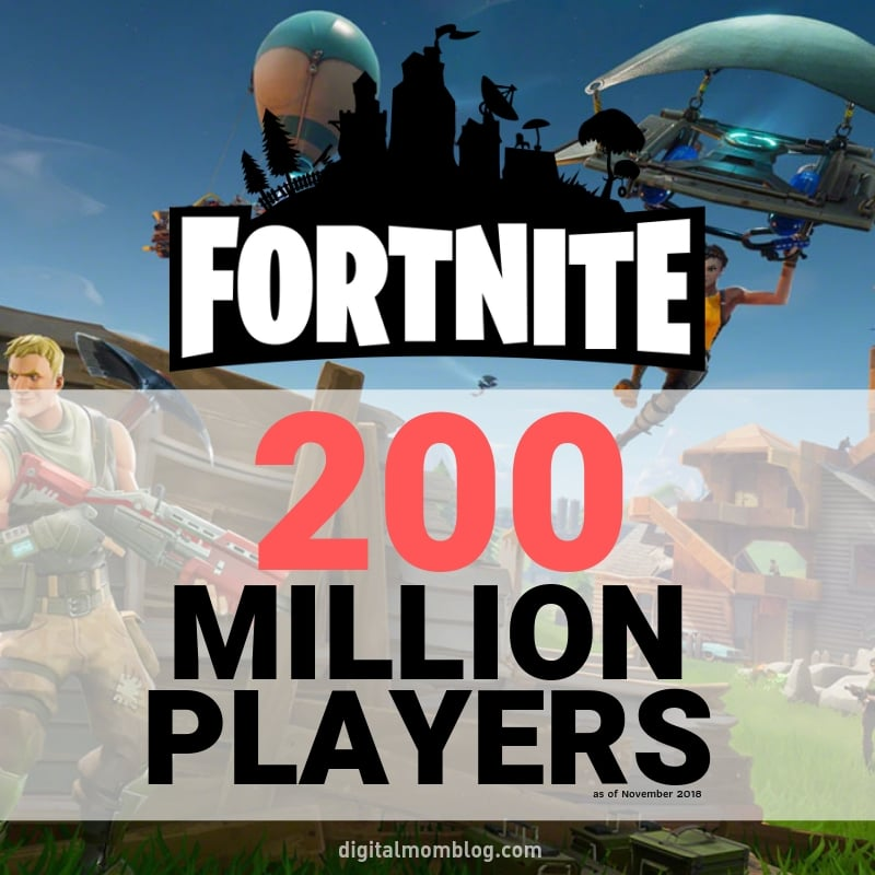 how many people play fortnite
