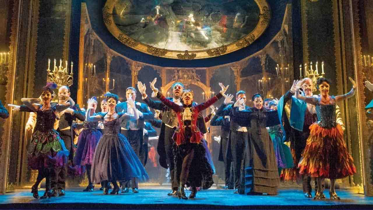 phantom of the opera broadway dallas