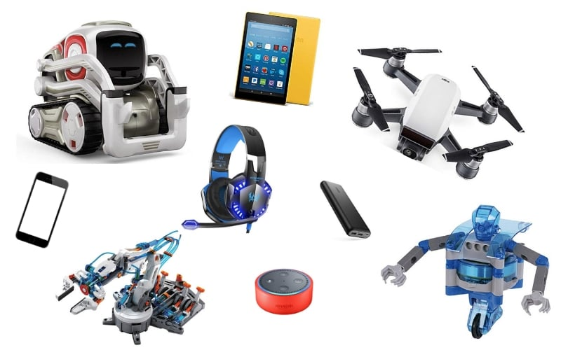 Tech gift ideas for boys