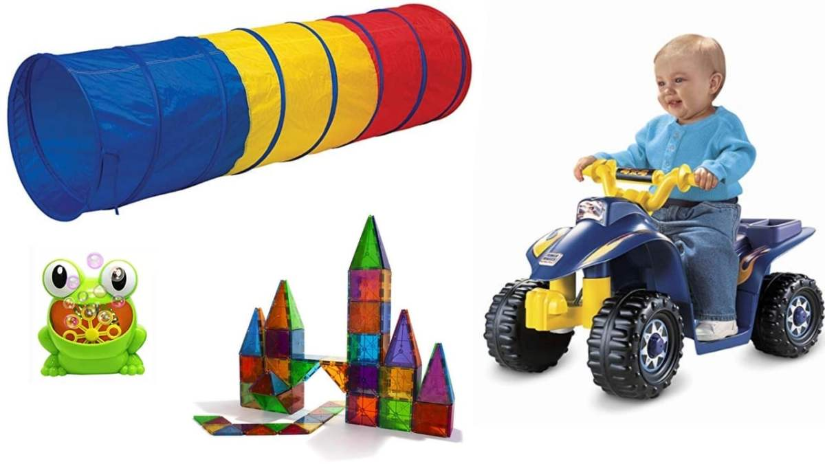 Our Favorite Toys for 3 Year Old Boys