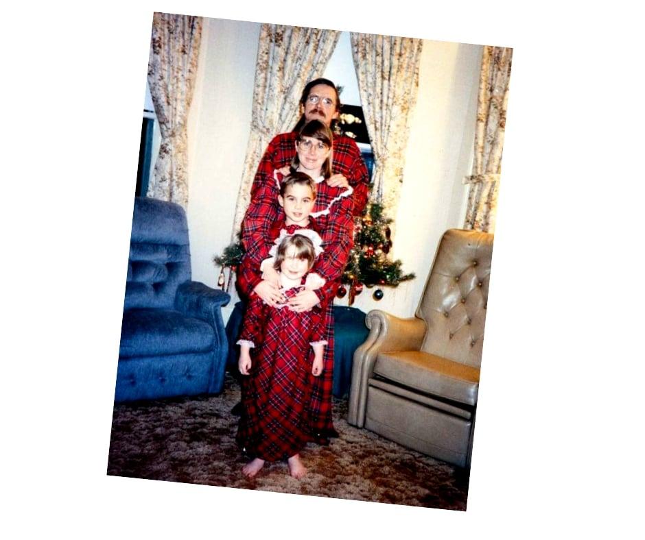vintage-family-christmas-pajamas