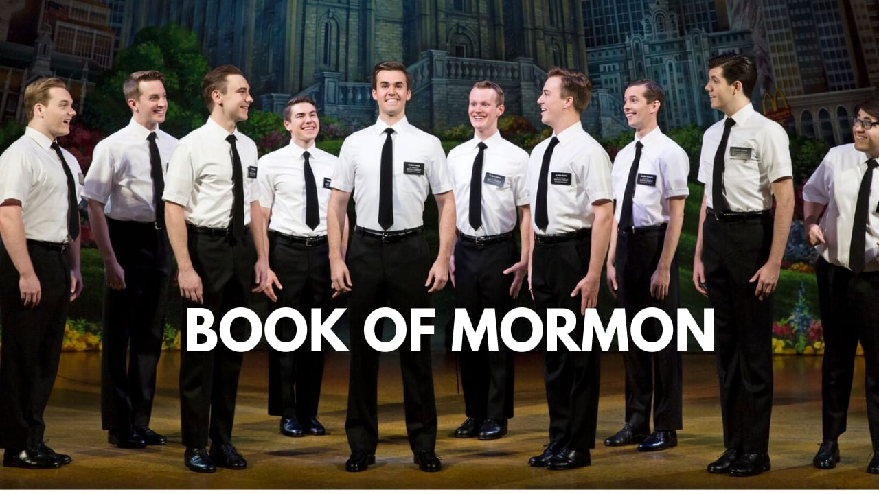 book of mormon dallas