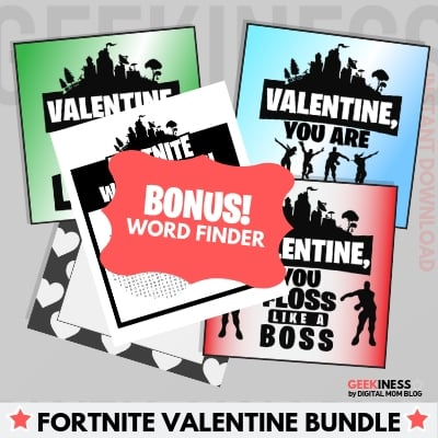 fortnite valentines bundle