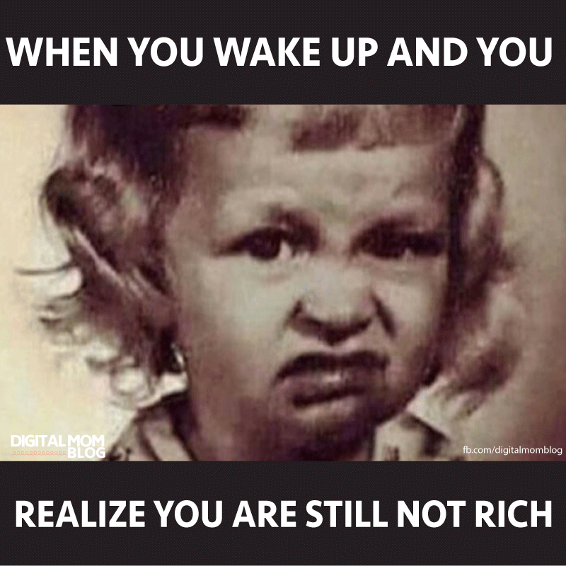Funny Good Morning Memes And Images Digital Mom Blog