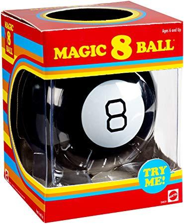 Magic 8 Ball - Retro Edition