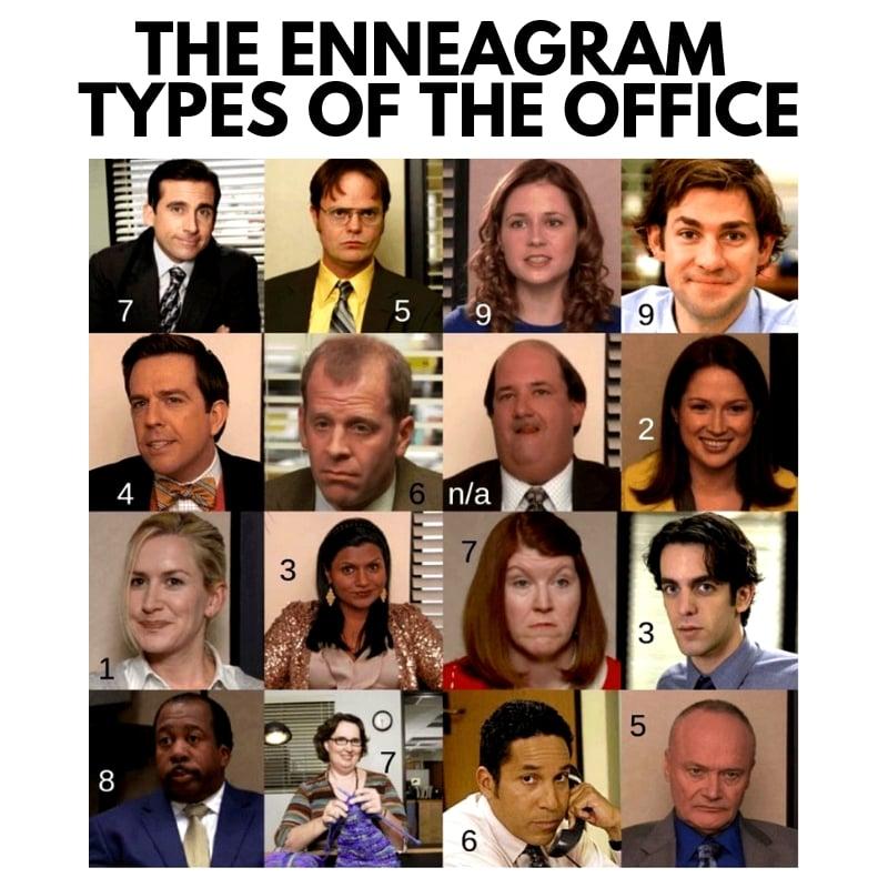 funny-office-enneagram-meme
