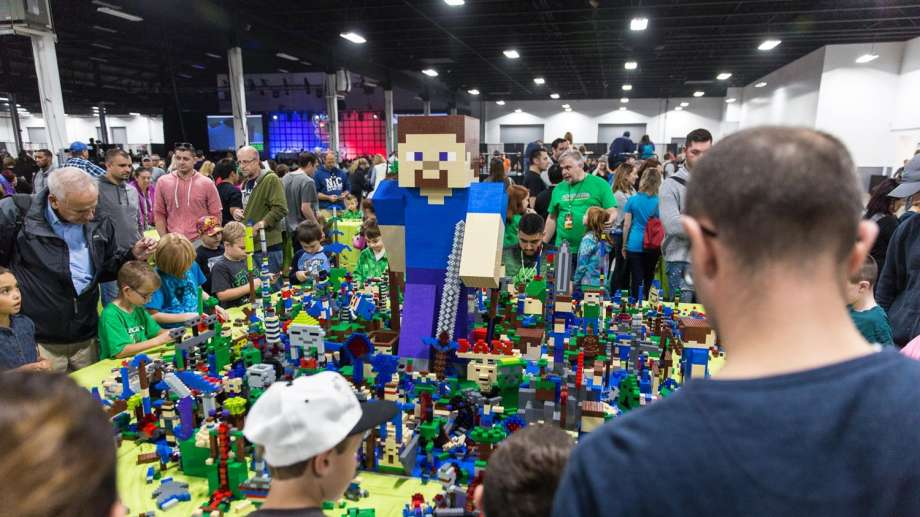 dallas minecraft gaming convention