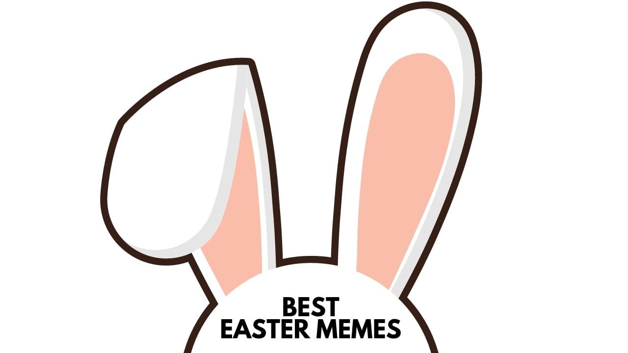 best easter memes