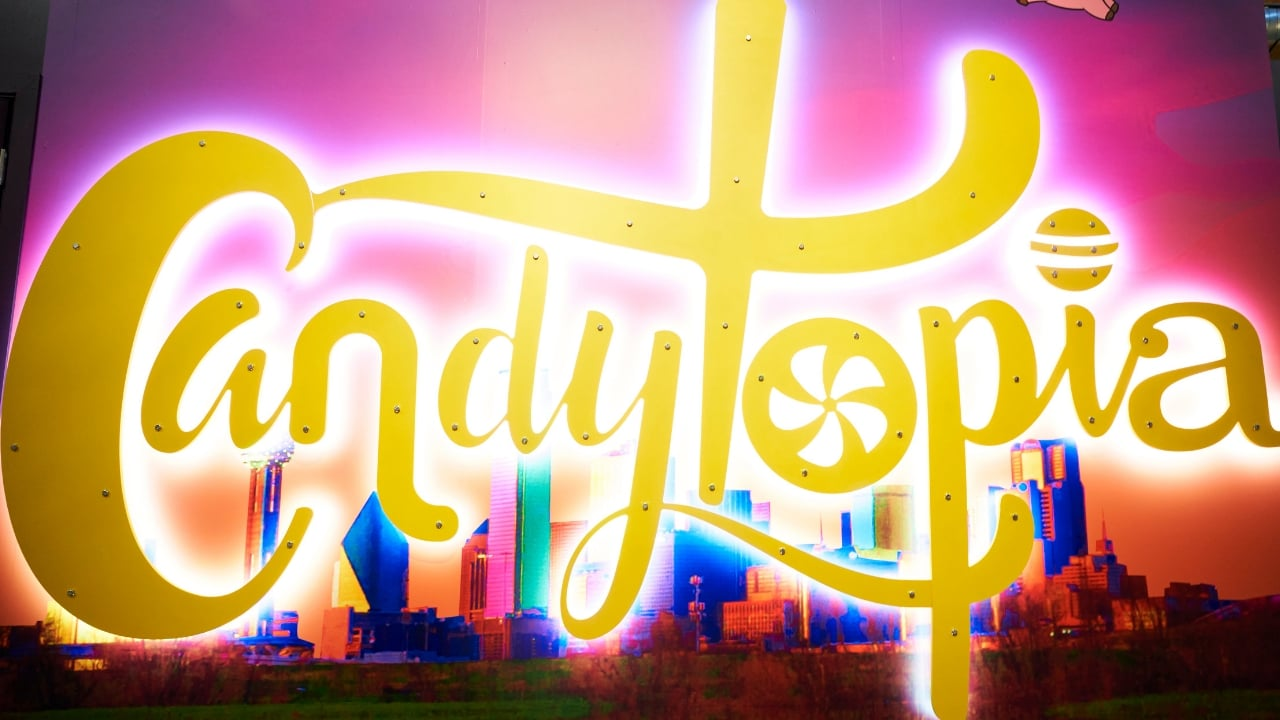 candytopia dallas review