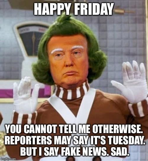 friday trump memes