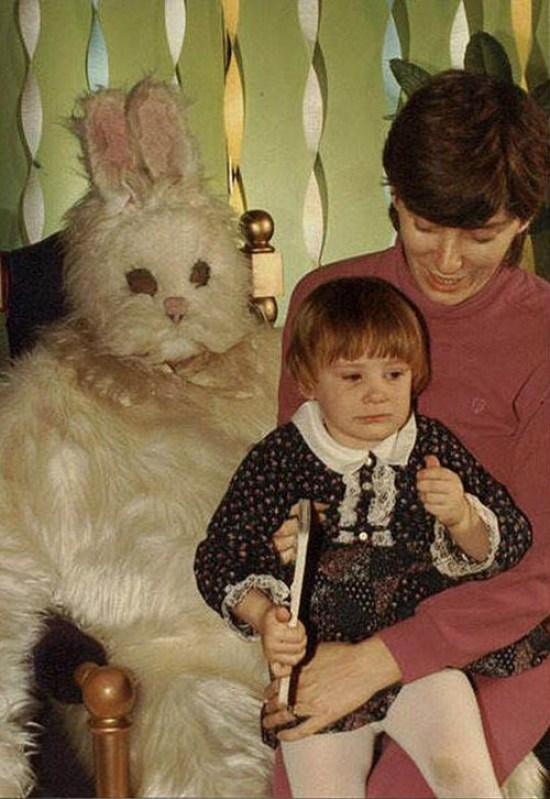 stuffed rabbit easter bunny costume