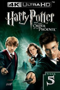 Harry Potter and the Order of the Phoenix UHD