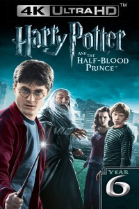 Harry Potter and the Half-Blood Prince UHD