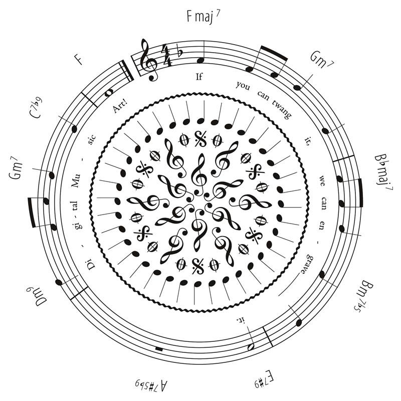 Digital Music Art