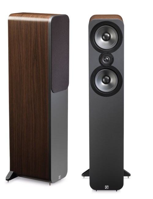 small resolution of review q acoustics speakers and premium cables by audioquest
