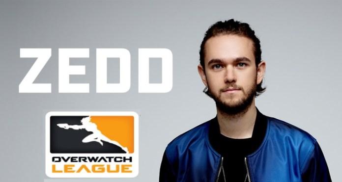 Zedd to headline the Overwatch League Grand Finals