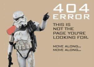 404-stranica-star-wars