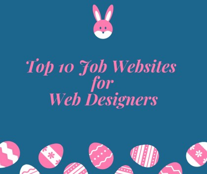 top job websites for web designers