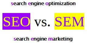 The Difference Between SEM and SEO 5