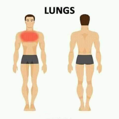 lung pain